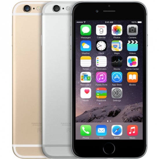 海淘iPhone6,Apple iPhone6 Plus 16GB 用码新低!