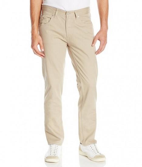 历史新低价,Calvin Klein Jeans Slub Twill 男士休闲裤