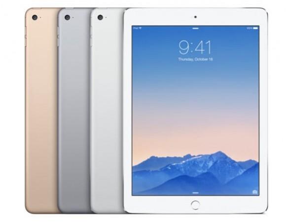 海淘iPad推荐!Apple iPad Air 2 Wi-Fi 16GB平板电脑,只剩银色了!