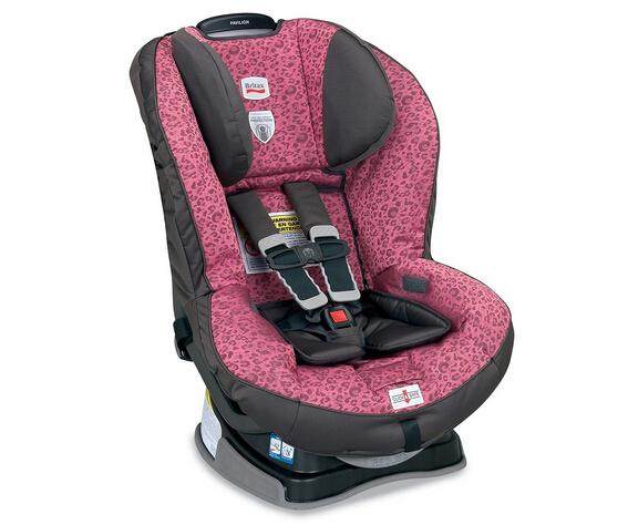 又降了3刀!百代适 Britax Pavilion G4 儿童汽车安全座椅