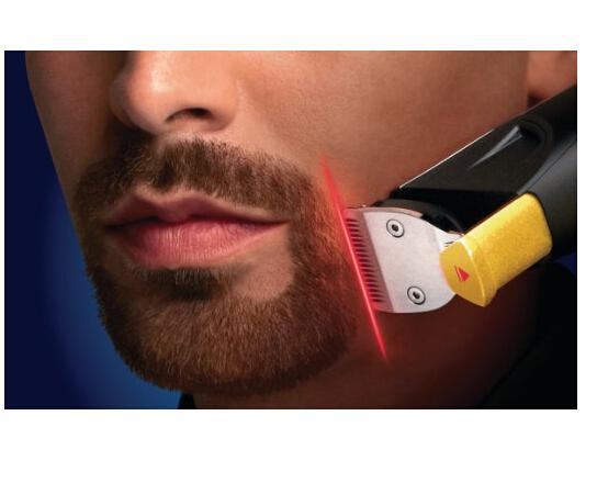 直邮最低价!PHILIPS BT9285 飞利浦激光辅助瞄准造型剃须刀