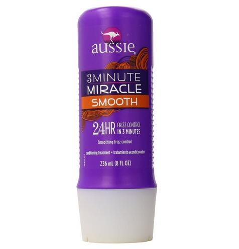 小编脸被打肿!AUSSIE 3 Minute Miracle 3分钟奇迹发膜