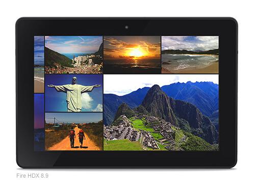64G卖32G的价!Amazon Fire HDX 8.9平板电脑64G促销中