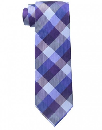 凑单新低!Tommy Hilfiger 汤米希尔费格男士真丝领带