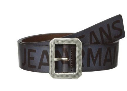 凑单好价!Armani Jeans K1 阿玛尼意大利产男士真皮腰带