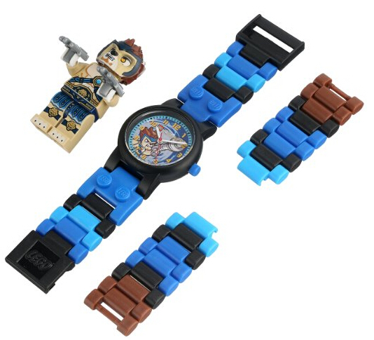 也降2刀刷新低!LEGO 乐高Chima系列儿童手表套装玩具