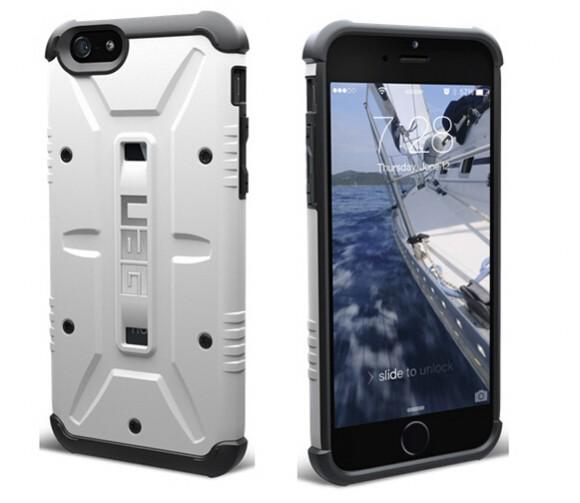 美亚直邮新低!URBAN ARMOR GEAR for iPhone6 重装保护手机壳