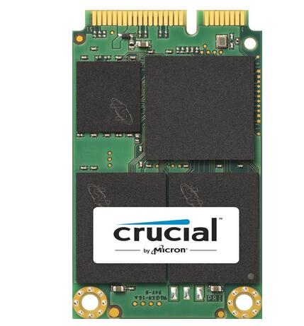 美亚直邮新低!Crucial MX200 英睿达250G固态硬盘mSATA接口