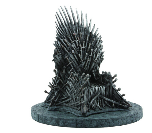 美亚直邮新低!Game of Thrones 权力的游戏冰与火之歌铁王座微缩版