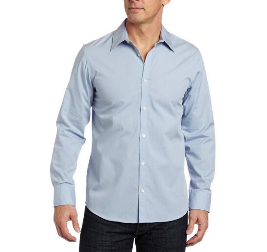 又降2刀刷新低!Calvin Klein Sportswear 男士免烫长袖衬衫