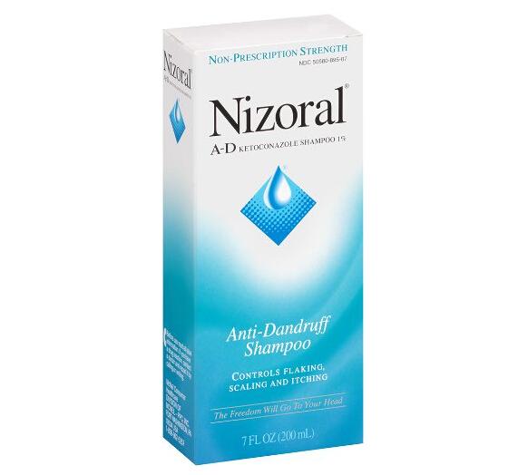 继续微降可直邮!Nizoral 仁山利舒止痒去屑防脱洗发水200ml
