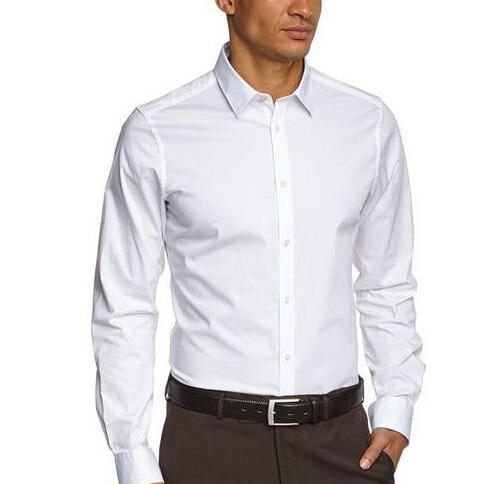 大码好价可直邮,Ben Sherman 宾舍曼男士纯棉长袖衬衫