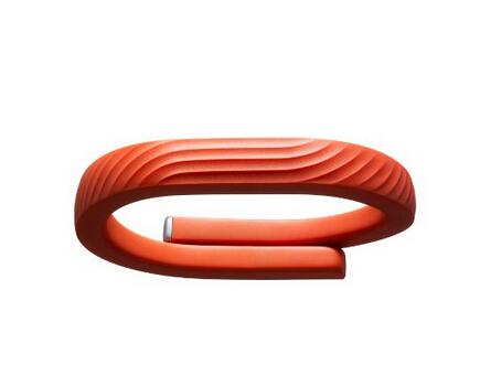 橙色S刷新低手快有!JAWBONE UP24 新款智能手环
