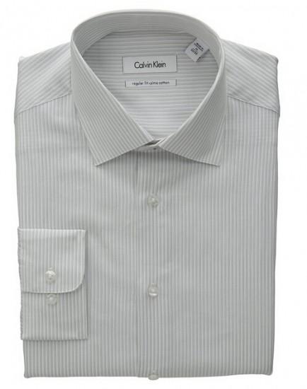 美亚直邮新低!Calvin Klein 男士纯棉长袖衬衫