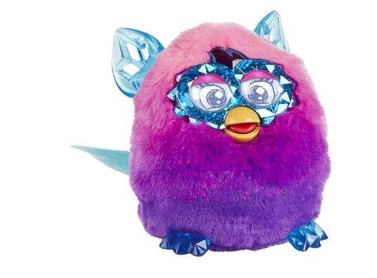 金盒特价!可直邮,四款Furby Boom 菲比精灵电子宠物