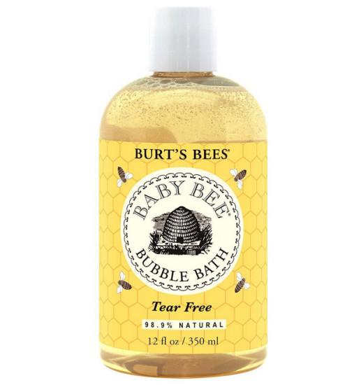 再刷新低价!!Burt's Bees 小蜜蜂 婴儿无泪洗发沐浴露350ml*3瓶装