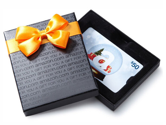 美亚PrimeDay福利!购买Gift Card礼品卡组合装送$10