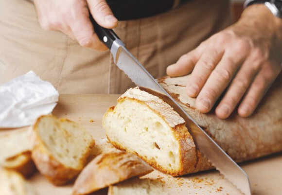 美亚直邮新低!WMF 完美福8.25寸不锈钢面包刀