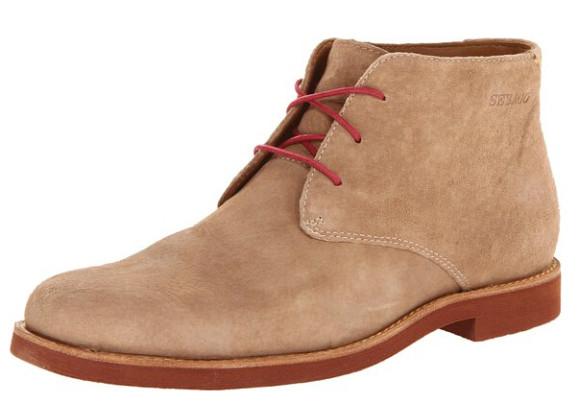 两色降至新低!SEBAGO 仕品高男士经典沙漠靴