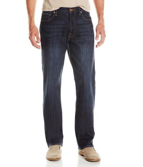 用券好价可直邮!Lucky Brand 481 幸运牛仔男士宽松直筒牛仔裤