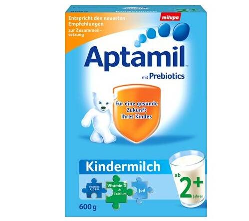 再次补货可直邮!Aptamil爱他美1+、2+段婴幼儿配方奶粉