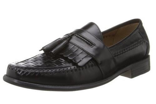 美亚直邮新低!Dockers 男士真皮休闲乐福鞋