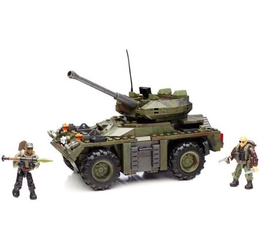 近期好价,MEGA BLOKS 美高 装甲运输战车组