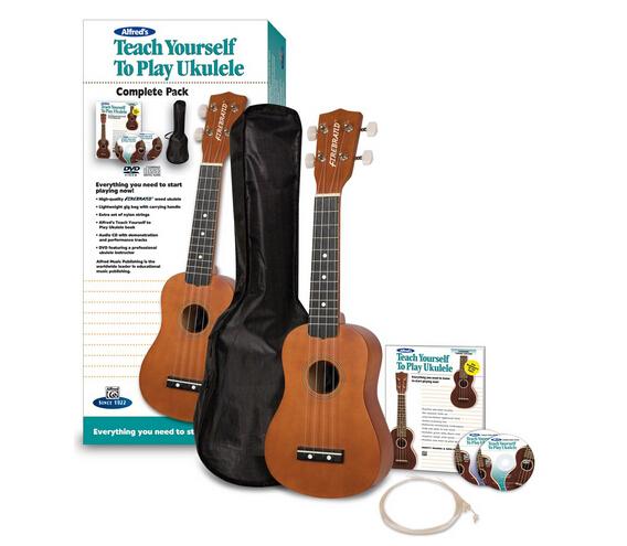 teach yourself to play ukulele pdf