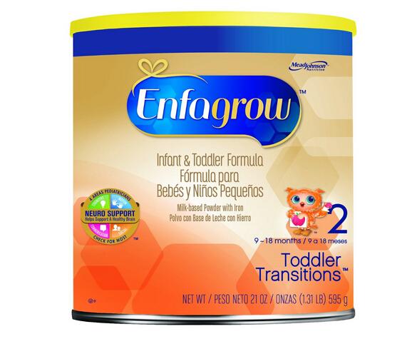 又刷新低手快有!Enfagrow 美赞臣2段婴幼儿奶粉595g*4罐装