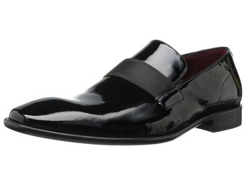 新低价!HUGO BOSS 雨果博斯黑标男士正装皮鞋