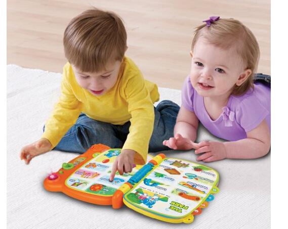 历史新低!Amazon幼儿学习玩具类销量第一的VTech幼儿触摸书