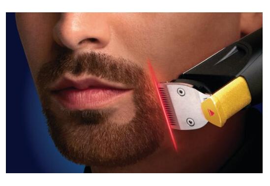 比金盒还低5刀!PHILIPS BT9285 飞利浦激光辅助瞄准造型剃须刀