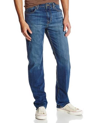 即将售罄手快有!Calvin Klein 男士直筒牛仔裤