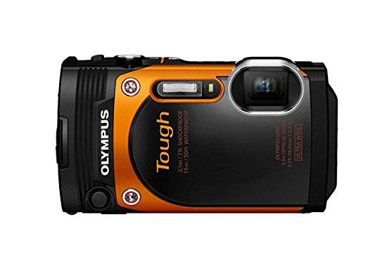 手快有的节奏!Olympus TG-860 奥林巴斯多防运动相机