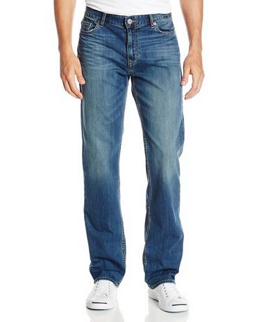 降至新低可直邮!Calvin Klein Jeans 男款直筒牛仔裤