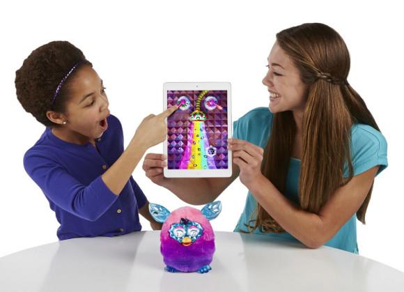 直邮最低价又来了!Furby 2014款水晶系列菲比精灵