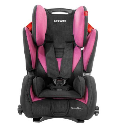 Kidsroom安全座椅直邮!RECARO 大黄蜂 儿童汽车安全座椅,送玩具