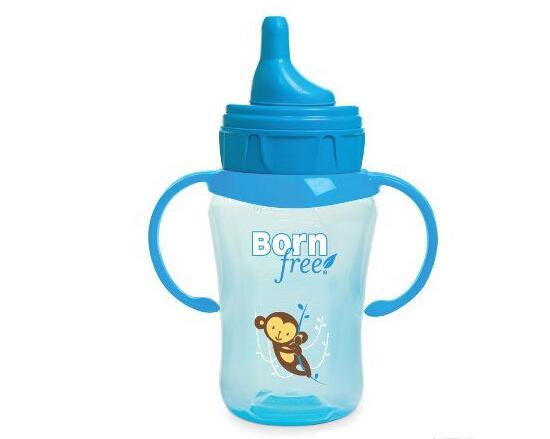 直邮白菜价,Born Free Drinking Cup 宝宝学饮杯 250ml