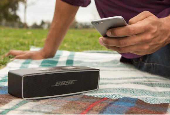 两色新低,Bose Soundlink Mini II 2015新款迷你蓝牙音箱