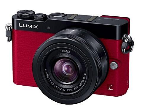 GM5日淘,Panasonic DMC-GM5K-R 12-32mm 松下微单相机红色