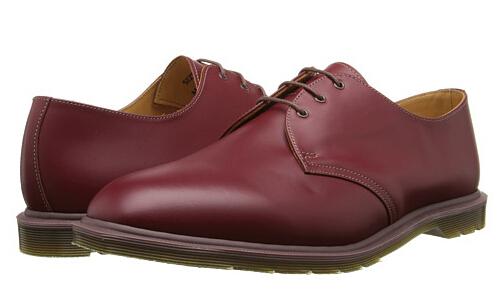 6PM好价,Dr. Martens 英国产高端MIE系列中性牛津鞋