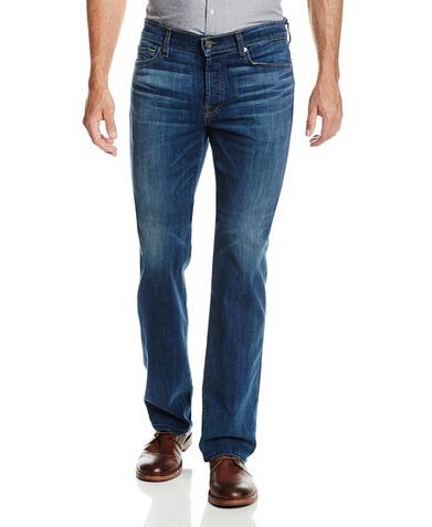美亚PrimeDay下单7折!7 For All Mankind 男士标准直筒牛仔裤