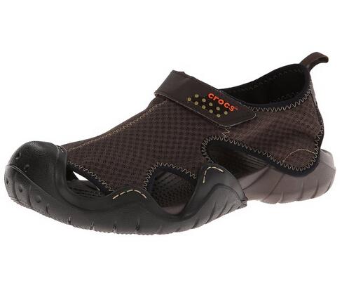 直邮低价!crocs卡洛驰男士凉鞋
