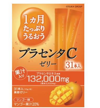 Otsuka Group大塚制药胶原蛋白+VC+玻尿酸果冻310g