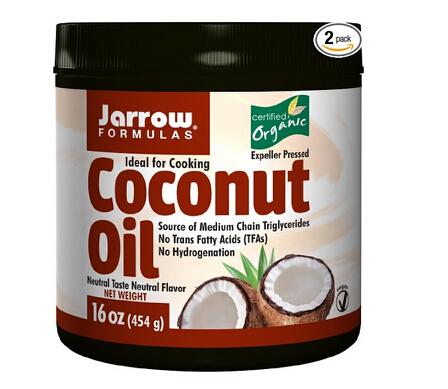 直邮好价!Jarrow 杰诺 有机椰子油