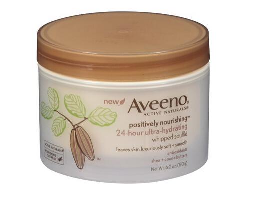 凑单白菜价!Aveeno 艾维诺 乳木果油+可可脂 极致滋养24小时身体乳
