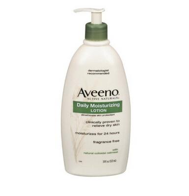 孕妇也能用!Aveeno 艾维诺 天然燕麦24小时高效保湿润肤乳532ml