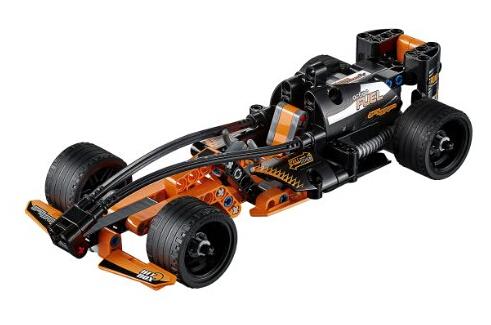 凑单好价!LEGO Technic 42026  乐高机械组系列酷黑方程式赛车