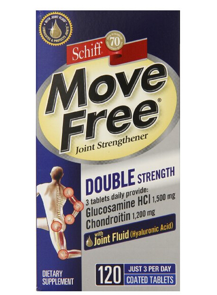 8折coupon来了!!Schiff Move Free 维骨力全线产品额外8折