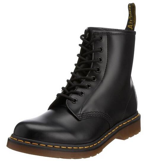 降至最低可直邮!Dr. Martens 1460 经典女款8孔马丁靴
